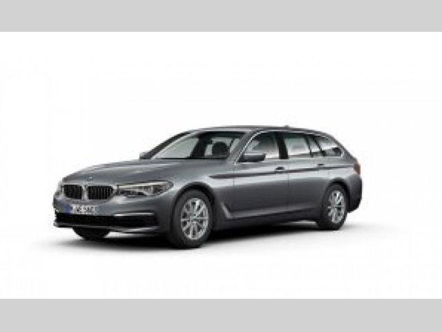 BMW Řada 5 540d xDrive Touring kombi nafta