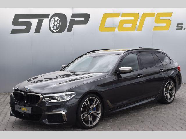 BMW Řada 5 M550d xDrive //MPERFORMACE kombi nafta