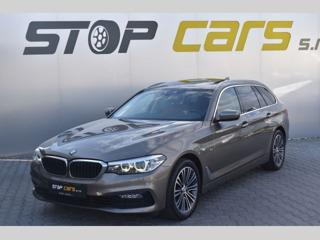 BMW Řada 5 2.0 d xDrive Sportline kombi nafta
