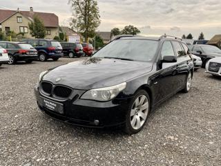 BMW Řada 5 530d  160 kW Aut. Touring kombi