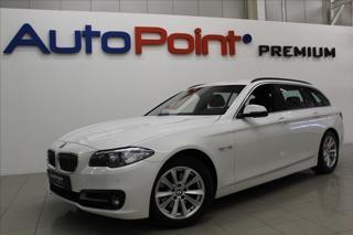 BMW Řada 5 2,0 520d AT xDrive NAVI Camera kombi nafta
