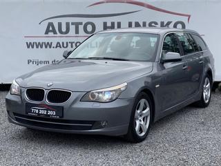 BMW Řada 5 E61 520d 130KW XENON NAVI kombi