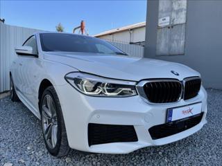 BMW Řada 6 3,0 630d GT xDrive,M-paket,ČR kupé nafta
