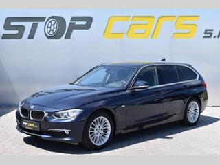 BMW Řada 3 320d*LUXURY*NAVI*BI-XENON* kombi nafta