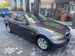 BMW Řada 3 318i 2,0 95kW, xenony,serviska kombi