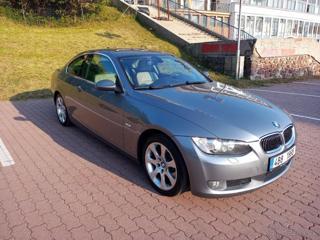 BMW Řada 3 330ix kupé, E92, 2007, šedá metalíz kupé