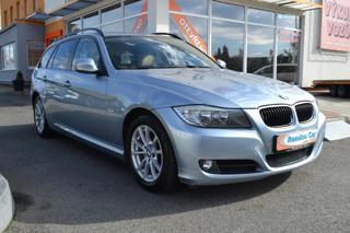 BMW Řada 3 320i, S.kniha, Navi kombi