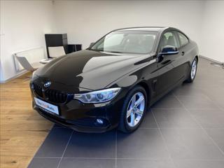 BMW Řada 4 2,0   420d kupé nafta