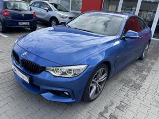 BMW Řada 4 435i xDrive,M PERFORMANCE,CZ, kupé benzin