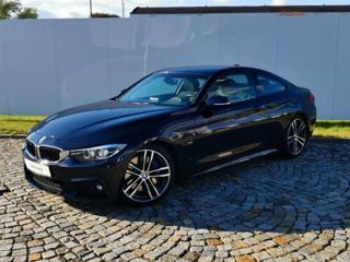 BMW Řada 4 440i Coupe kupé benzin