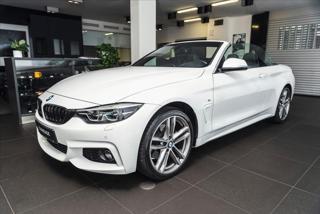 "BMW Řada 4 2,0 430i xDrive M Sport/19""/Kamera/Professional  IHNED kabriolet benzin"