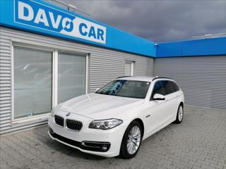 BMW Řada 5 2,0 520d xDrive Aut. Navigace kombi nafta
