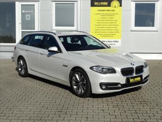 BMW Řada 5 2,0 520d Touring xDrive aut ČR kombi nafta