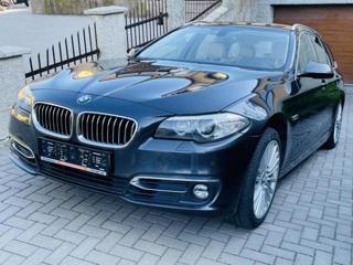 BMW Řada 5 525D 160kW LUXURY Head up kombi nafta