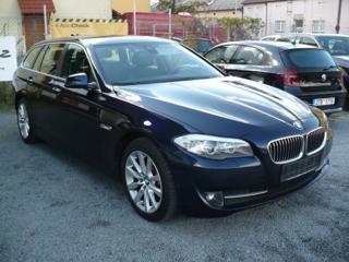 BMW Řada 5 530D XDrive Navi Kuže Xenon kombi nafta