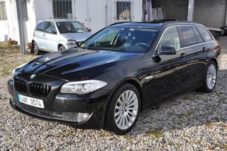 BMW Řada 5 520d 135kW Touring kombi