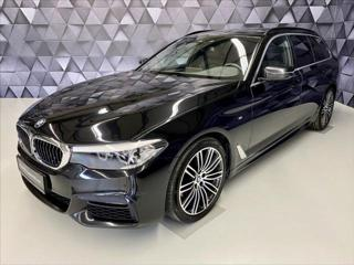 BMW Řada 5 30d xDrive M-SPORT,LED,NEZÁVIS kombi nafta