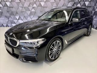 BMW Řada 5 30d xDrive M-SPORT,LED,NEZÁVISLÉ,TAŽNÉ kombi nafta