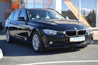 BMW Řada 3 318D 2.0D Touring,Navi,S.kniha kombi