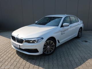 BMW Řada 5 520d Sport Line limuzína nafta