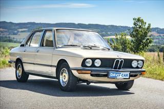 BMW Řada 5 2,0 520i Automatic 67'700 km limuzína benzin
