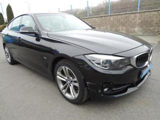 BMW Řada 3 2.0 d xDrive GT liftback nafta