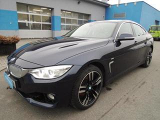 BMW Řada 4 3.0 d coupé xDrive liftback nafta