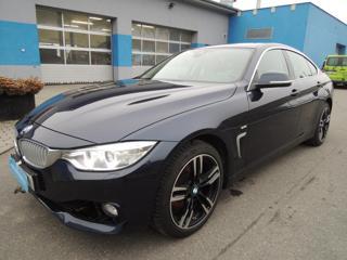 BMW Řada 4 430d 190kW xDrive Gran Coupé Modern liftback