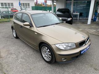 BMW Řada 1 118d 105kW Klima ČR liftback