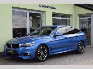 BMW Řada 3 2.0 GT liftback nafta