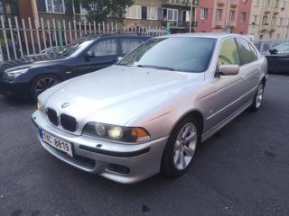 BMW Řada 5 525d R6 120 kW CZ limuzína