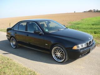 BMW Řada 5 525i.141kw.S.kn.Navi.Klima limuzína