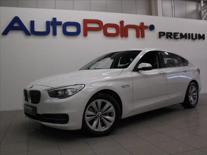 BMW Řada 5 3,0 530d AT xDrive GT NAVI liftback nafta