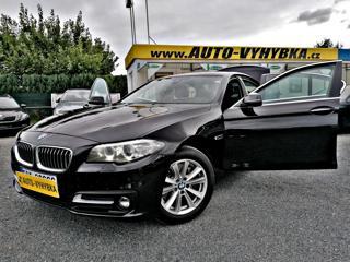 BMW Řada 5 530d limuzína