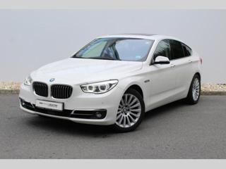 BMW Řada 5 3.0 d Turismo xDrive liftback nafta
