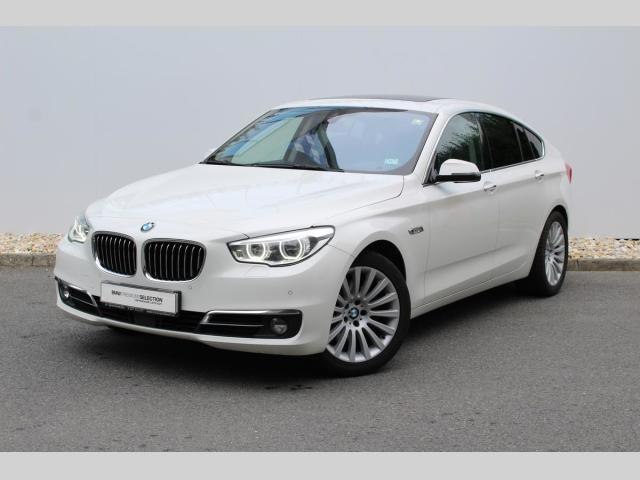 BMW Řada 5 530d xDrive Gran Turismo CZ liftback nafta