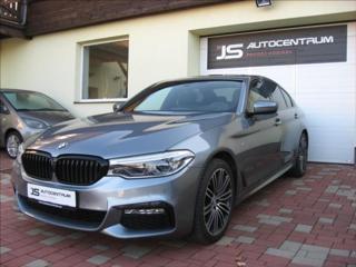 BMW Řada 5 3,0 540i 340PS  xDrive M-Paket A/T limuzína benzin