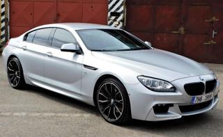 BMW Řada 6 640D Xdrive limuzína