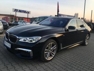 BMW Řada 7 3.0 d xDrive limuzína nafta
