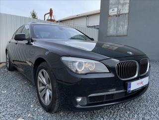 BMW Řada 7 3,0 740d  225kW xDrive,automat limuzína nafta