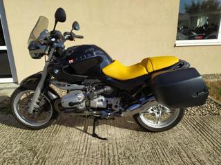 BMW 2004, 1150 ccm, 62 kW nakedbike