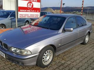 BMW Řada 5 135kW sedan