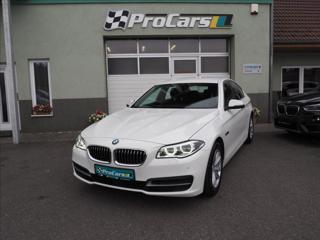 BMW Řada 5 525D XDRIVE AUT. sedan nafta
