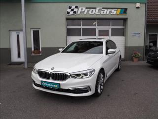 BMW Řada 5 530D XDRIVE AUT. sedan nafta