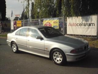 BMW Řada 5 2,5 523 i - 1.MAJITEL,AUTOMAT sedan benzin