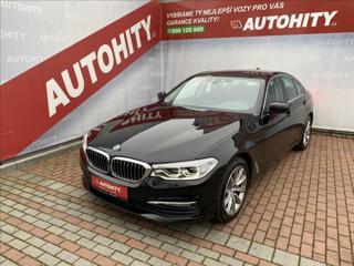 BMW Řada 5 3,0 530d xDrive, 1.Maj, ČR, Display Key sedan nafta