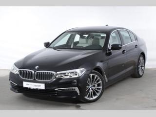 BMW Řada 5 530e iPerformance Limousine sedan hybridní - benzin - 1