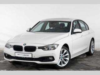 BMW Řada 3 1.5 i xDrive sedan benzin