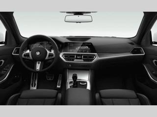 BMW Řada 3 2.0 xDrive sedan hybridní - benzin