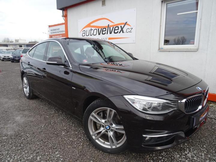 BMW Řada 3 335d,313PS,GT,xDrive,LuxuryLine,1ma sedan